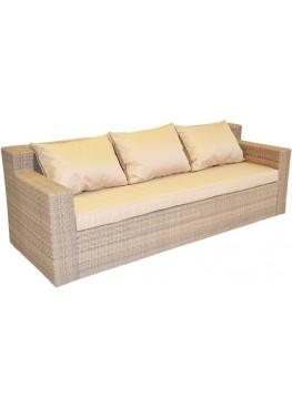 Диван Респект меланж с подушками стандарт