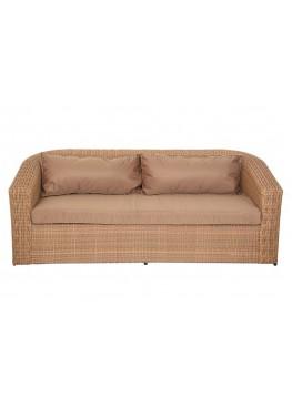 Диван Ареджа 2 меланж с подушками стандарт