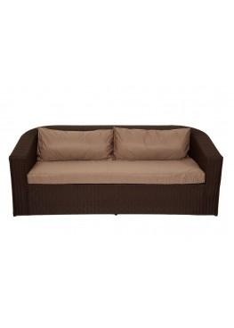 Диван Ареджа с подушками стандарт