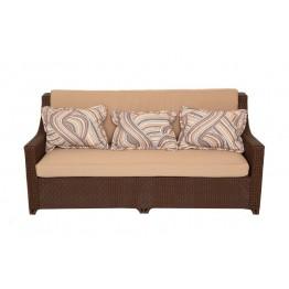 Диван Лео с подушками люкс