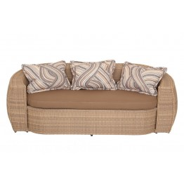 Диван Санни меланж с подушками стандарт