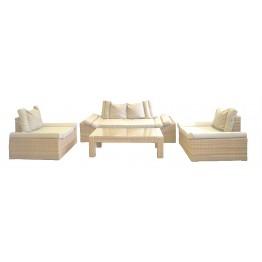 Эмпорио меланж с подушками люкс