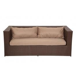 Диван Квадро с подушками стандарт