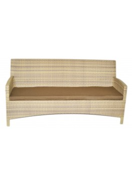 Диван Джардино меланж с подушками стандарт