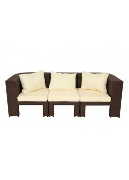 Диван Фелисити  модульный с подушками стандарт