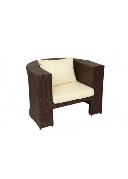 Кресло Фелисити с подушками стандарт