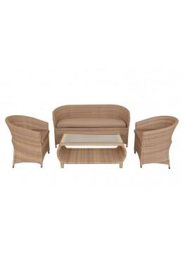 Брауни люкс меланж c подушками стандарт