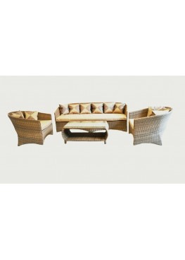 Комплект Этрэнтэ меланж с подушками люкс