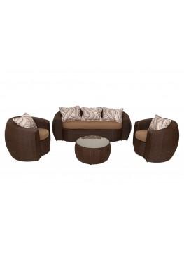 Санни с подушками люкс