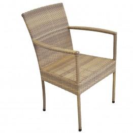 Обеденное кресло Лучиано  меланж