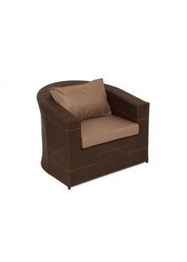 Кресло Комфорт с подушками стандарт