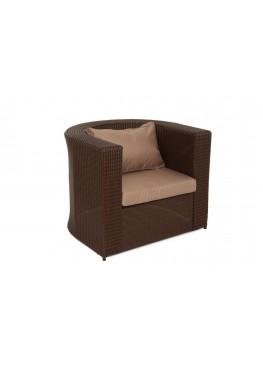 Кресло Ареджа 1 с подушками стандарт