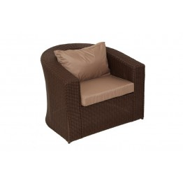 Кресло Ареджа с подушками стандарт