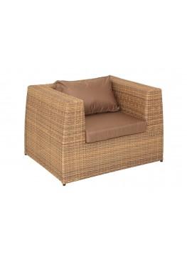 Кресло Меланж с подушками стандарт