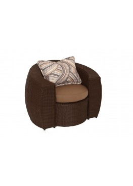 Кресло Санни с подушками люкс