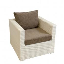 Кресло Венеция люкс с подушками стандарт