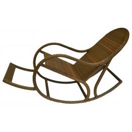 Кресло-качалка Шоколад