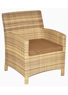 Кресло Эстате меланж с подушками стандарт
