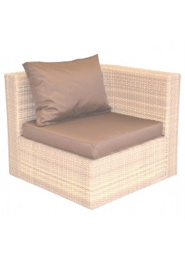 Модуль угловой универсальный Фелисити меланж с подушками стандарт