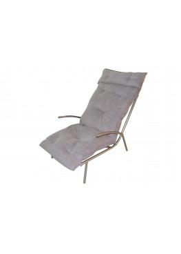 Шезлонг Solis Plus с подушкой люкс