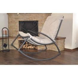 Кресло-качалка  Solis с подушкой люкс