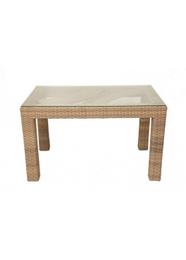 Стол Онда стандарт с каленым стеклом